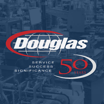 Douglas Machine: A 50th Anniversary