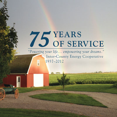75 Years of Service: Inter-County Energy Cooperative, 1937-2012