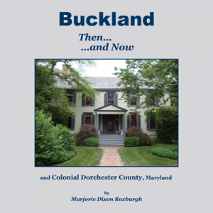 Buckland Then…and Now