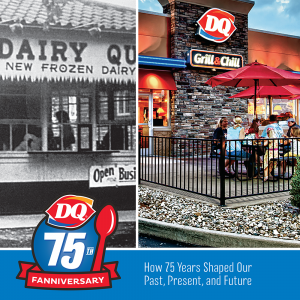 Dairy Queen: How 75 Years Shaped Our Past, Present, and Future