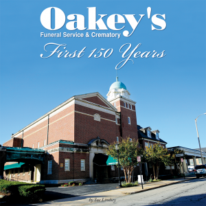 Oakey's Funeral Service & Crematory First 150 Years